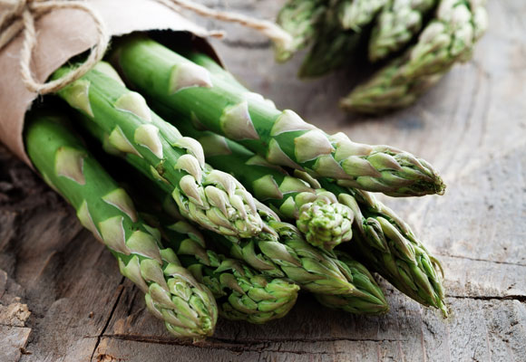 What's in season: Asparagus and Potatoes