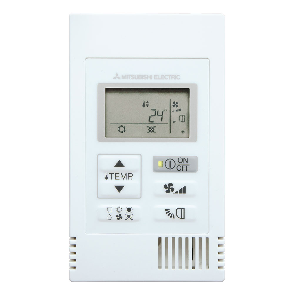 PAC-YT52CRA-J : Deluxe Simple Wall Controller // Mitsubishi Electric City Multi